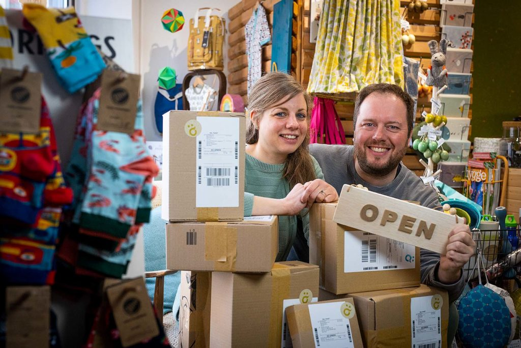 Mit dem Online-Shop Woocommerce durch die Corona-Krise