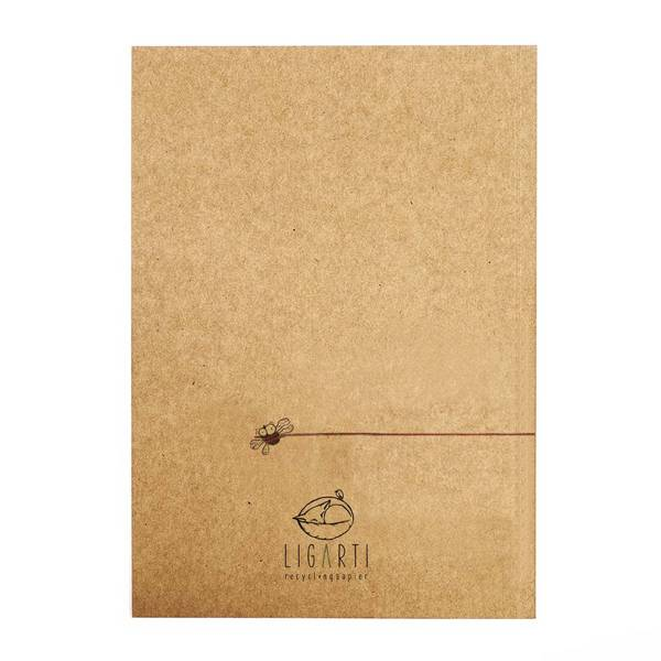 Notizbuch, Fliegenfänger, DIN A5 2