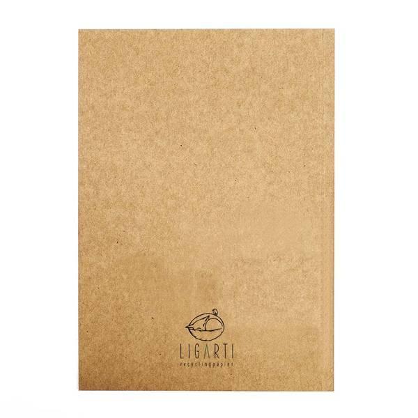 Notizbuch Wollfried - DIN A5 2