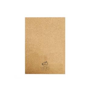 Notizbuch, Wollfried, DIN A6 4