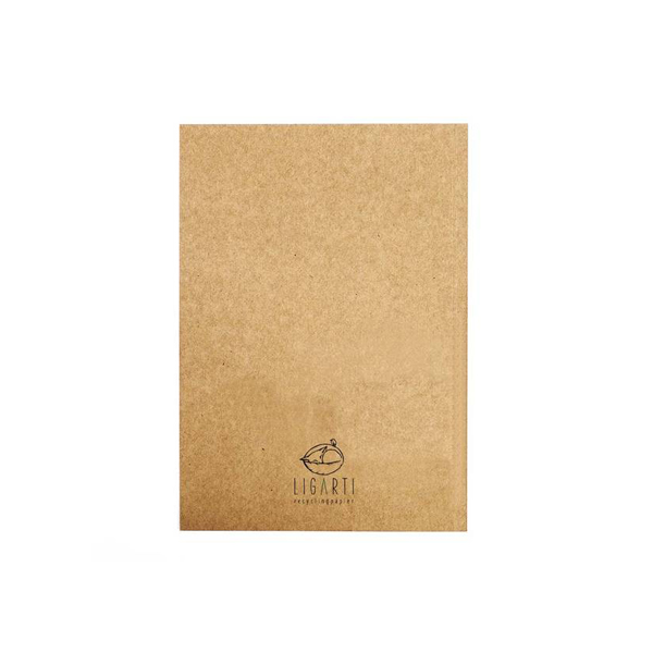 Notizbuch, Wollfried, DIN A6 2