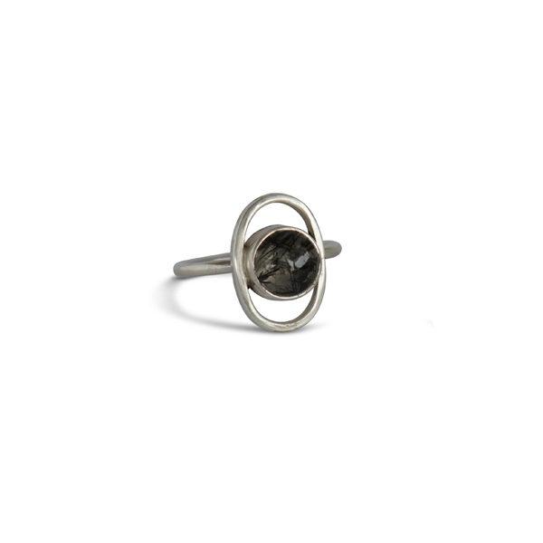 Ring Solar Silber 1