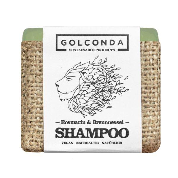 Shampoo Seife Rosmarin & Brennnessel - 65 g 1