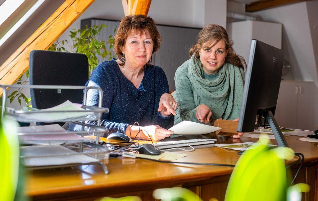 Das Osnabrücker Ökolädchen mit einem Woocommerce-Shop reagiert auf die Corona-Kriese. Heike Rose und Christina Herzig künnern sich verstärkt um ihren Onlineshop.