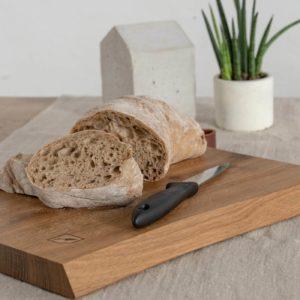 Schneidebrett Chop-Chop aus Eiche - Gr. 4 10