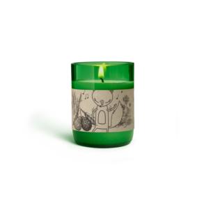 Duftkerze im Glas Blütenwiese - 110 ml 3