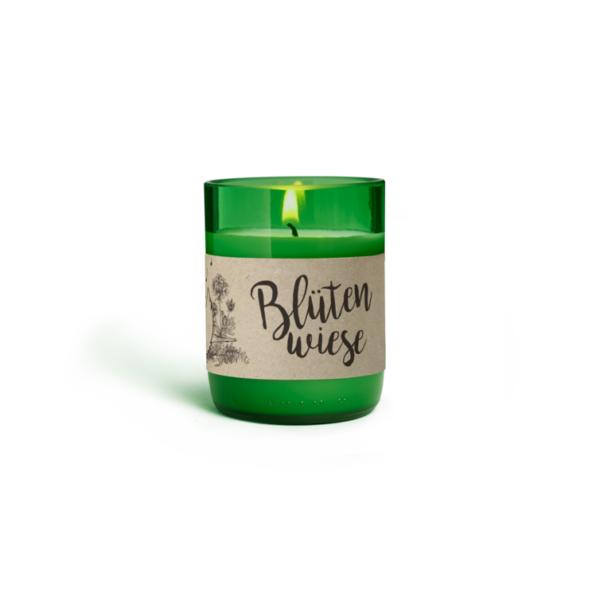 Duftkerze im Glas Blütenwiese - 110 ml 1