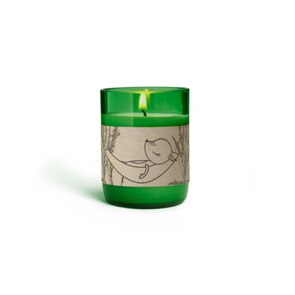 Duftkerze im Glas Wohlfühlzeit - 110 ml 2
