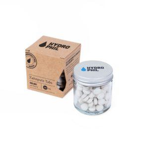 Zahnputz Tabs Salbei – Mit Fluorid