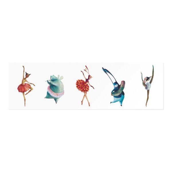 Tattoos Ballerina – 1 Seite