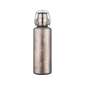 Edelstahltrinkflasche Industrial - 0,6 l
