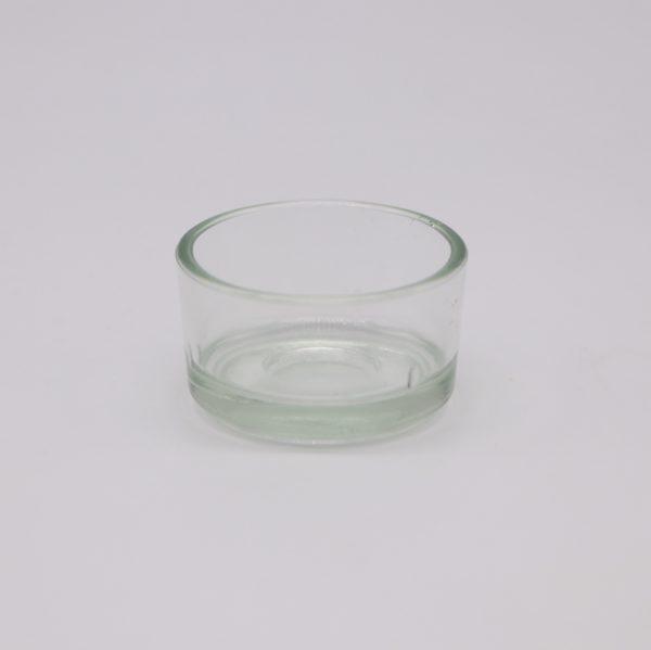 Glashülsen für Teelichte