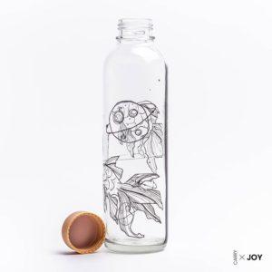 Glastrinkflasche Liquid Universe - 0,7 l 3