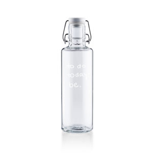 Glastrinkflaschenflasche Just be - 0,6 l