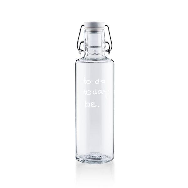 Glastrinkflaschenflasche Just be - 0,6 l