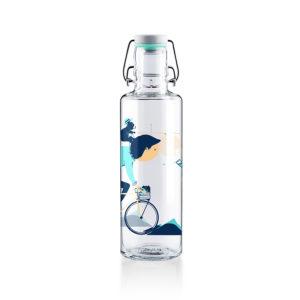 Glastrinkflaschenflasche Radler - 0,6 l