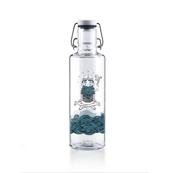 Glastrinkflaschenflasche Soulsailor - 0,6 l