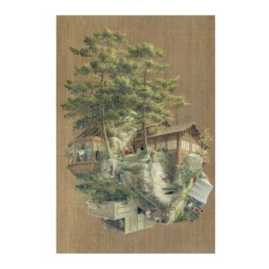 Micropuzzle Japanese Rock – 150 Teile