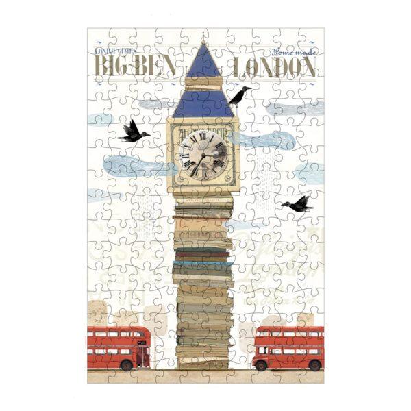 Micropuzzle London – 150 Teile
