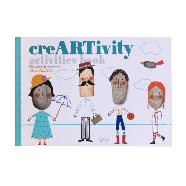 Activities Book Creartivity