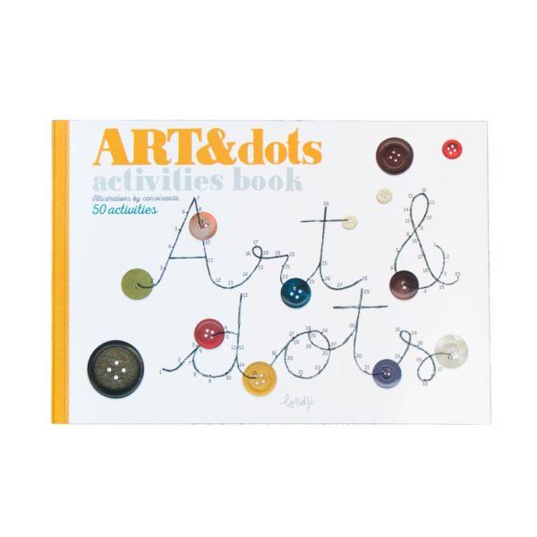 Activities Book Art & Dots