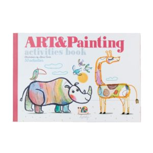 Activities Book Art & Painting
