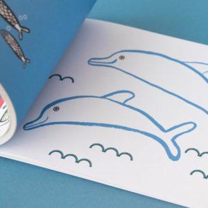 Activities Book Art & Painting von londji