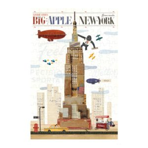 Micropuzzle New York – 150 Teile