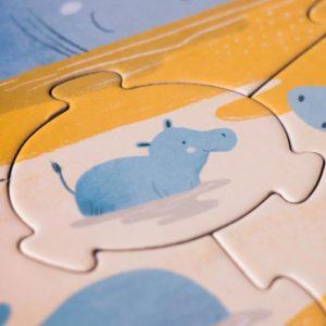 Puzzle Look! I'm Big von londji