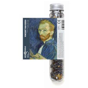 Micropuzzle van Gogh Self-Portrait von londji