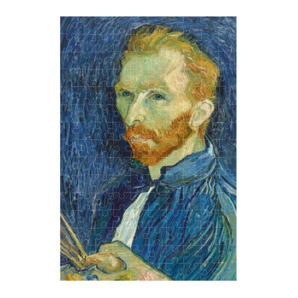 Micropuzzle van Gogh Self-Portrait – 150 Teile