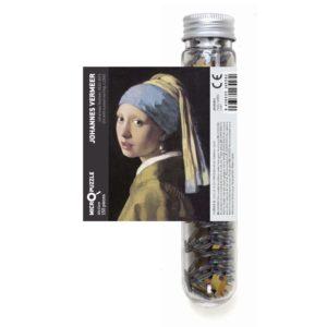 Micropuzzle Vermeer Pearl Earring von londji