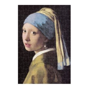 Micropuzzle Vermeer Pearl Earring – 150 Teile