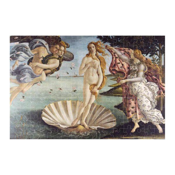 Micropuzzle Botticelli Venus – 150 Teile