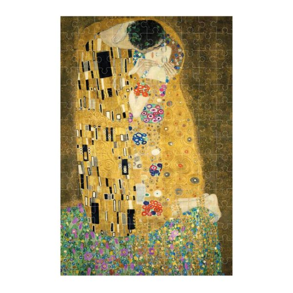 Micropuzzle Klimt The Kiss – 150 Teile