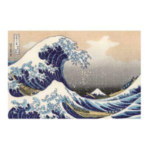 Micropuzzle Hokusai The Wave – 150 Teile