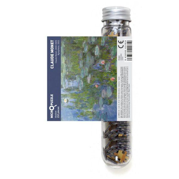 Micropuzzle Monet Nymphéas – 150 Teile