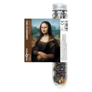 Micropuzzle da Vinci Mona Lisa von londji