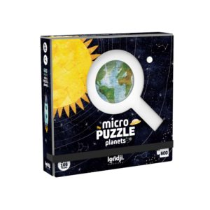 Micropuzzle Planets – 600 Teile