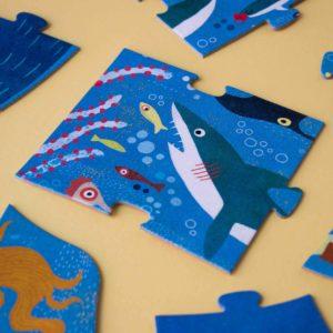 Puzzle My Big Blue – 36 Teile 5
