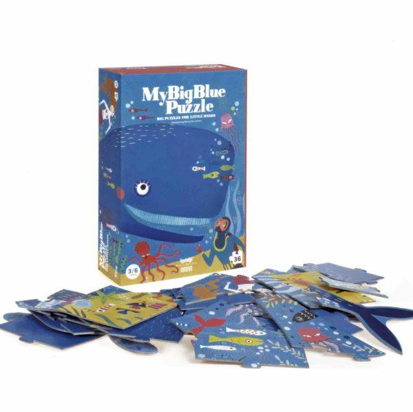 Puzzle My Big Blue – 36 Teile 2