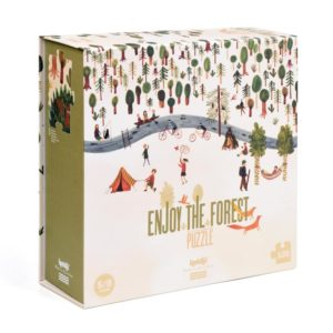 Puzzle Enjoy the Forest – 100 Teile