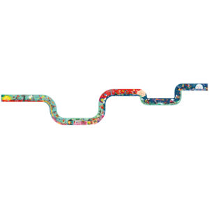 Puzzle My Bike – 54 Teile – gepuzzelt