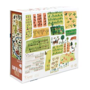 Puzzle Enjoy the Farm – 100 Teile