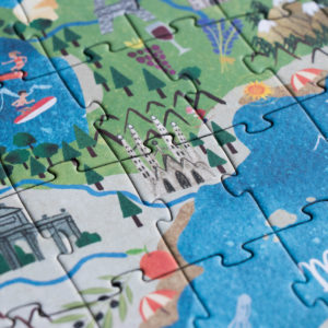 Puzzle Discover Europe – 200 Teile 11