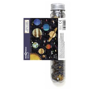 Micropuzzle Discover the Planets von londji