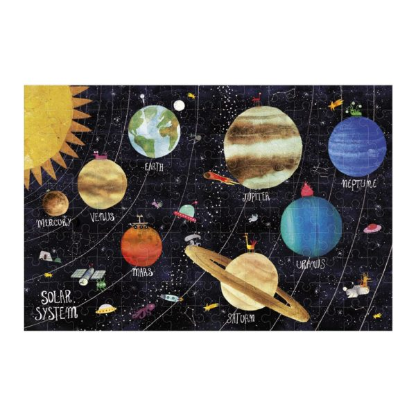 Micropuzzle Discover the Planets – 150 Teile