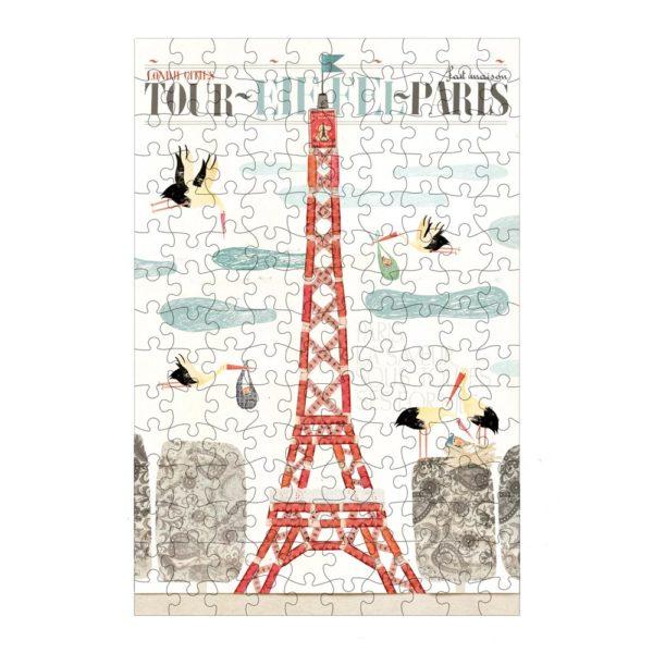 Micropuzzle Paris – 150 Teile