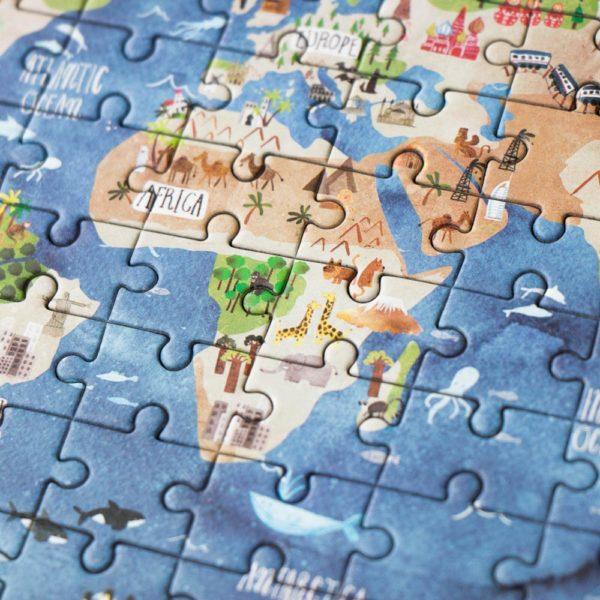 Pocketpuzzle Discover the World von londji