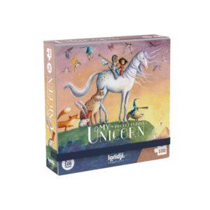 Pocketpuzzle My Unicorn – 100 Teile
